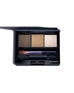 Shiseido luminizing eyecolor trio br307