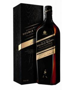 Johnnie Walker Double Black Blended Scotch Whisky 1.0 Litre 40%