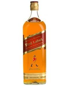 Johnnie Walker Red Label Blended Scotch Whisky 1.125 Litre 40%
