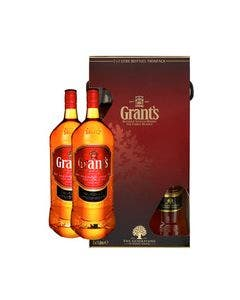 Grant's family reserve twin pack 2 x 1l