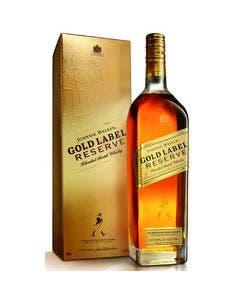 Johnnie Walker Gold Label Reserve Blended Scotch Whisky 1.0 Litre 40%