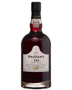 Porto graham's 10 ans 750ml