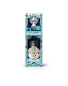 Hendrick's 1l tea time pack