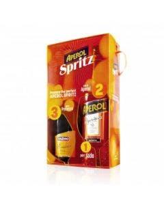 Aperol spritz bi-pack 1.75l