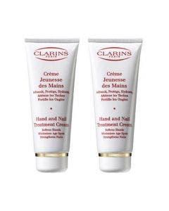 Clarins set duo hand & nail treatment