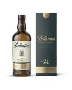 Ballantine's 21 YO Blended Scotch Whisky 70cl 40%