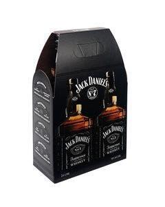 Jack daniels twin pack 2 x 1l