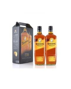 Bundaberg UP Rum Twin Pack 2 x 1.125 Litre 37%