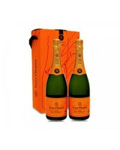 Veuve clicquot st petersburg twin pack 2 x 750ml