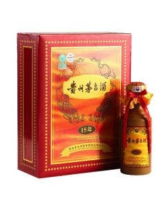 Kweichow moutai aged 15 years old 500ml
