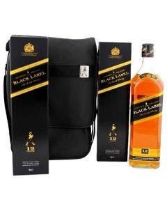 Johnnie walker black twin bag 2x1l
