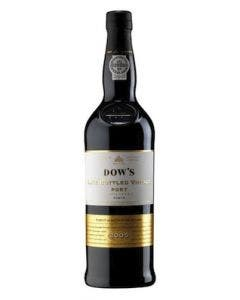 Dow's late bottled vintage port 750ml