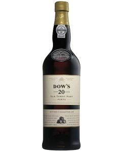 Dows 20 yo old tawny port 750ml