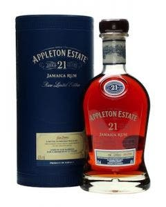 Appletons rum 21 year old 750ml