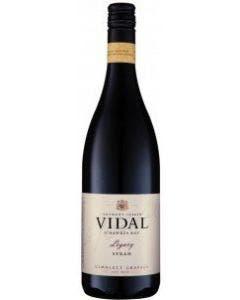 Vidal legacy syrah  750ml
