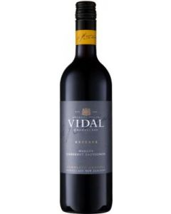 Vidal reserve merlot cabernet sauvignon 750ml