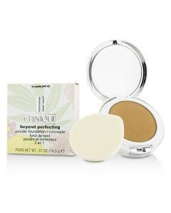 Clinique beyond perfecting powder foundation and concealer 14 vanilla