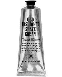 Triumph & disaster old fashioned shave cream 90ml