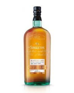 The Singleton of Glendullan Master's Art Single Malt Scotch Whisky 1.0 Litre 40%