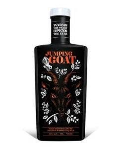 Jumping goat whiskey 700ml
