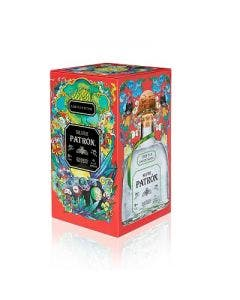 Patron tequila silver 1l 40%