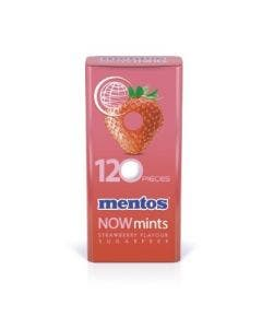 Mentos mint strawberry 60g