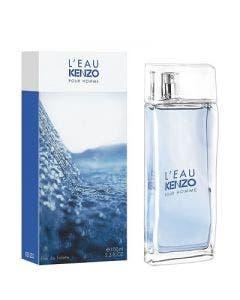 Kenzo l'eau par kenzo eau de toilette 100 ml man