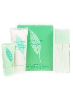Arden set green tea edt 100ml + spray 50ml + hand cream 30ml