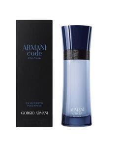 Armani code colonia edt 75ml