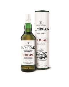 Laphroaig four oak 1l 40%