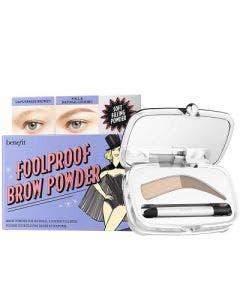 Benefit foolproof brow - 03 medium duo