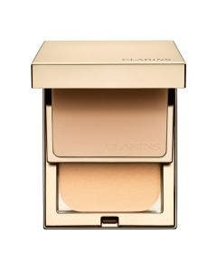 Clarins everlasting compact foundation #110 honey