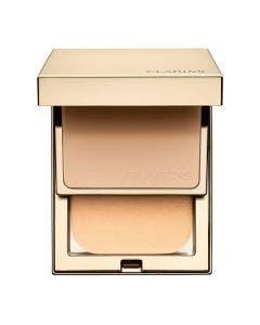 Clarins everlasting compact foundation #110 honey