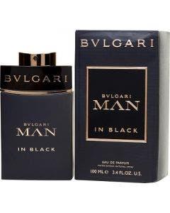 Bulgari set man in black vdp100+deostick