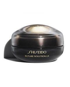 Shiseido future solution eye lip concentrated regenerating cream 17ml