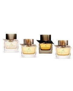Burberry bpi mr burberry miniatures collection 4x set for women