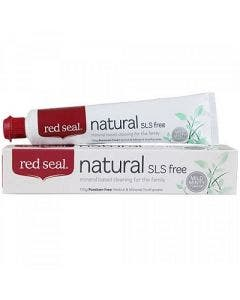 Red seal natural herbal & mineral toothpaste 110g