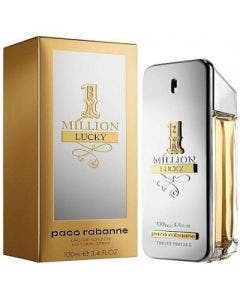 Paco rabanne 1 million lucky eau de toilette 100ml