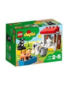 New lego duplo town farm animals 10870