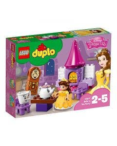 New lego duplo 10877 belle´s tea party