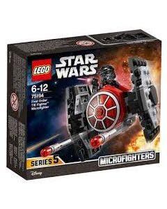Lego star wars - first order tie fighter(tm), microfighter (75194)