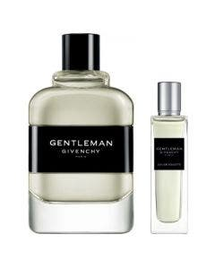 Givenchy gentleman edt100ml+tsp15 set