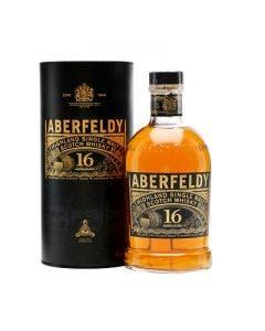 Aberfeldy 16 year old 1l ged 40%