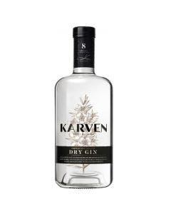 Karven premium nz dry gin 700ml 40.8%