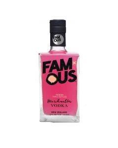 Famous vodka marshmallow 700ml 37%