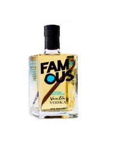 Famous vodka vanilla 700ml 37%
