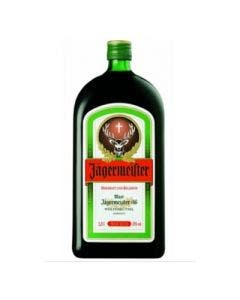 Jagermeister liqueur 1 litre, 35%