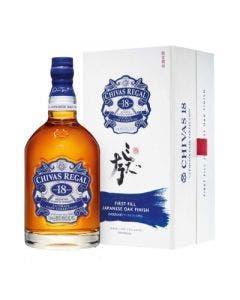 Chivas Regal 18 YO Scotch Whisky Japanese Oak Cask Finish 1L 40%
