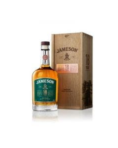 Jameson Irish Whiskey Ireland Bow Street 18 YO Cask Strengh 70cl 55.3%