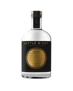 Little biddy gin 700ml west coast botanical dry gin 40% vol.